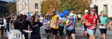 Kranowianka na 6. PZU Cracovia Półmaratonie Królewskim