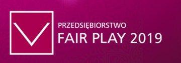 Wodociągi Miasta Krakowa Przedsiębiorstwem Fair Play 2019