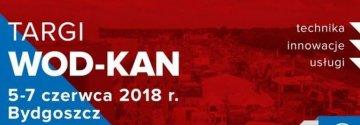 Targi WOD-KAN 2018 w Bydgoszczy