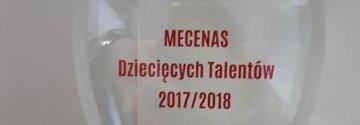 Wodociągi Miasta Krakowa po raz kolejny Mecenasem Dziecięcych Talentów