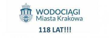 118 urodziny Wodociągów Miasta Krakowa