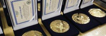 Wodociągi Miasta Krakowa nagrodzone Złotym Medalem